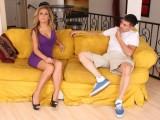 Vidéo porno mobile : Ce que j'attends de toi: que tu me baises comme ça!